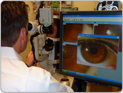 care services2  optometry  test